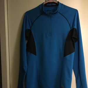 Nike Pro Fitted long sleeved jersey Small